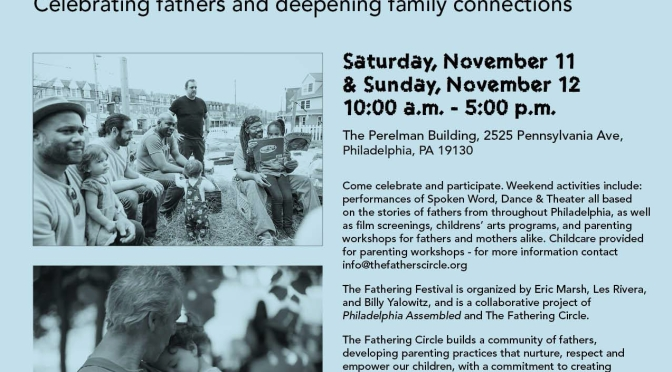 TFC Fathering Festival